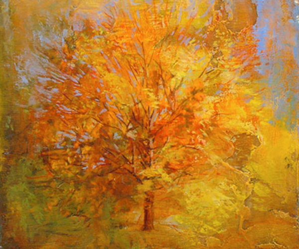 frescoes gallery - Golden Foliage Early Autumn